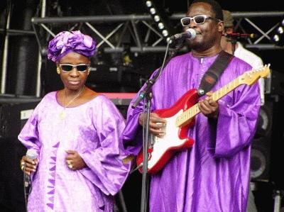 樹葉在唱歌(07)- 來自馬里的 amadou n mariam