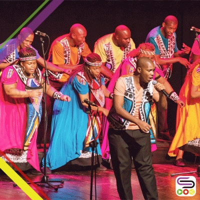 樹葉在唱歌(12)- 來自南非的Soweto Gospel Choir