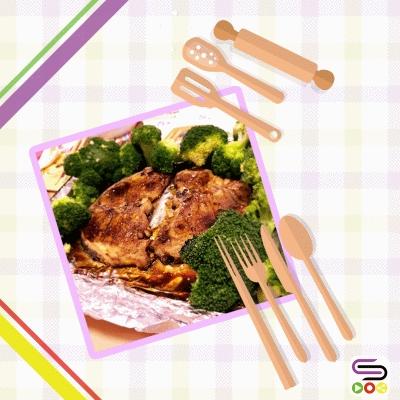 Soooman廚房(01)- Sooo惹味烤照燒醬銀雪魚扒