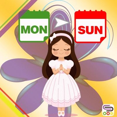 Sunday芬day(01)- 禮拜日點解係禮拜日