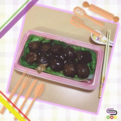 Soooman廚房(11)- 蠔油炆冬菇