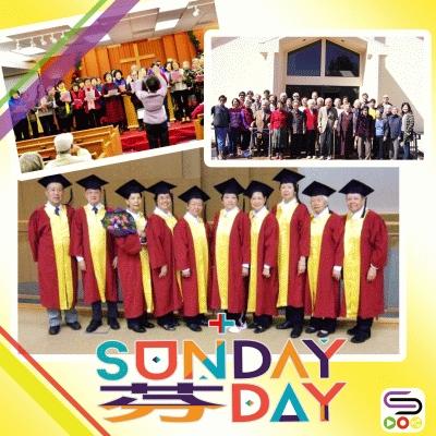 Sunday芬day(12)- 老友記在Sunday
