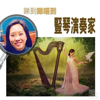 睇到睇唔到(08)- 豎琴演奏家