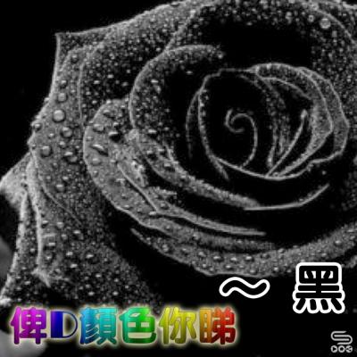 俾D顏色你睇(09)- 黑