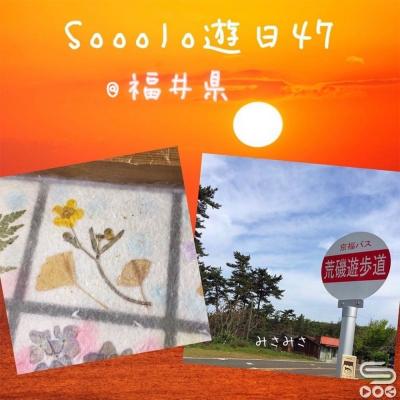 Sooolo遊日47(05)- 尋幽探秘福井縣