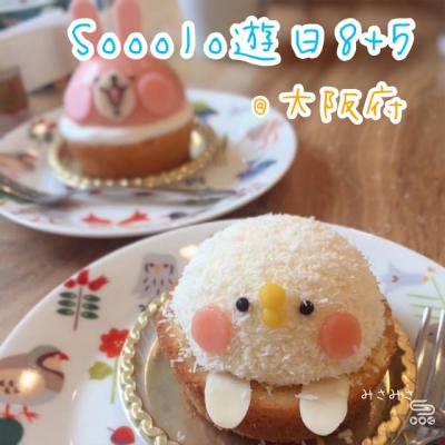 Sooolo遊日8+5(02)- 27號大阪府