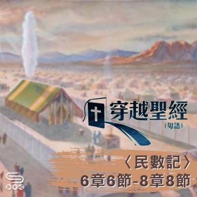 穿越聖經(255) - 〈民數記〉6章6節-8章8節